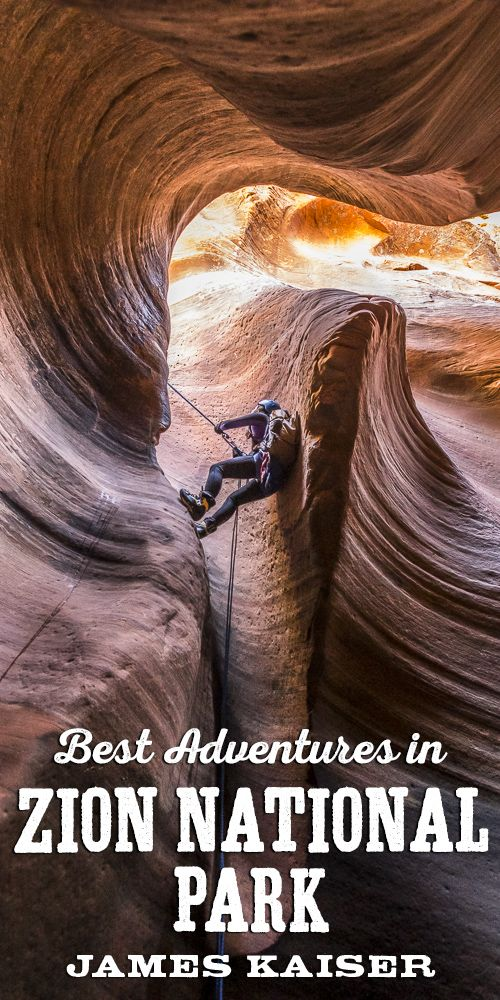 2020 Zion National Park Travel Guide With Images Zion National