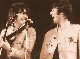 george harrison and john lennon - Google zoeken