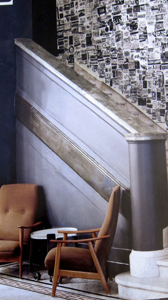 Stühle and Treppe on Pinterest