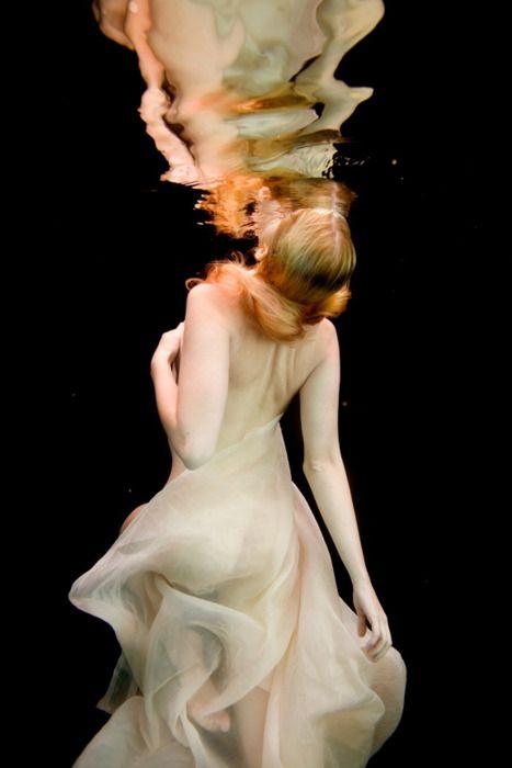 Underwater by Aaron Draper