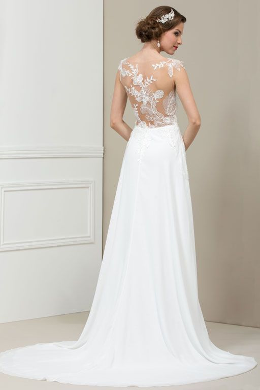 Robe de mariée Eglantine Créations Valenciennes