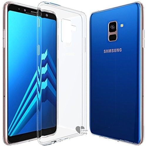 Samsung Galaxy A8 Plus Protective Case Slim Tpu Silicone Cover Transparent Clear Loveying Samsung Galaxis