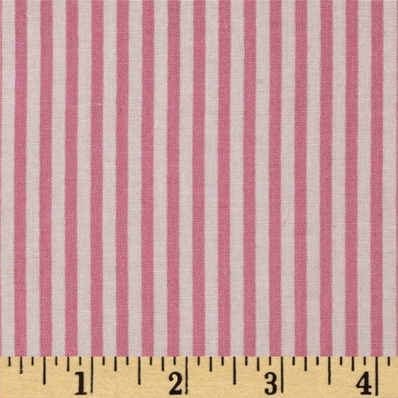 Spring Showers Stripe Pink