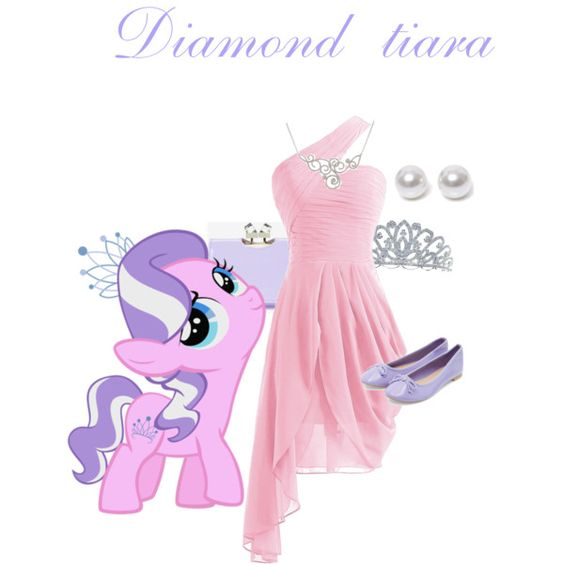 Diamond tiara by kristenaviles on Polyvore featuring polyvore, fashion, style, Ted Baker, Bling Jewelry, Nouv-Elle and TIARA
