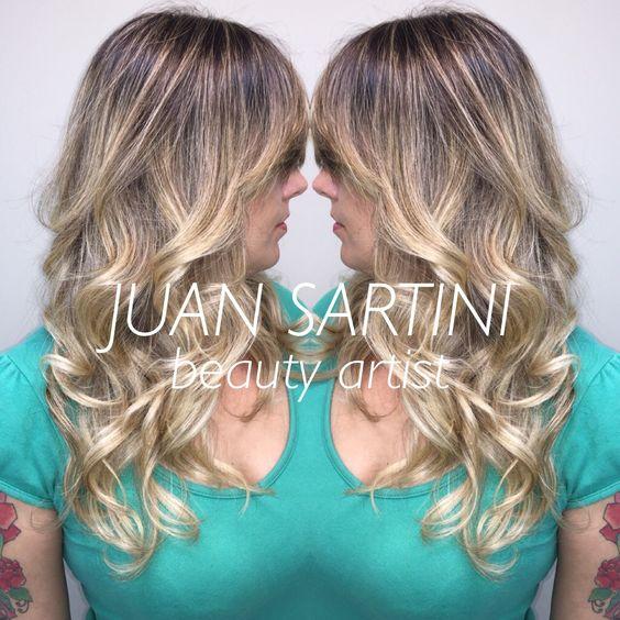 #juansartini #juansartiniarrasando #sartifiquese #fizcomjuansartini #loiro #loirodossonhos #dreamsblond #loirolindo #loiropoderoso #cabelodossonhos #cabelofabuloso #mechas3d #balayage #transparencias #antesedepois #repicado #repicadodossonhos #beforeandafter #wella #colorperfect #colortouch  Mechas Singlelight no ton Platinado da linda @sand_rinco By Juan Sartini!!