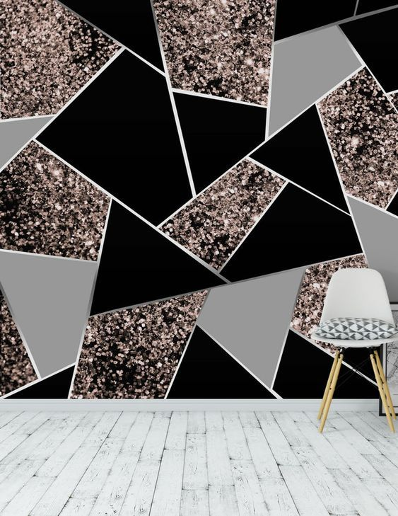 Marble Rose Gold Ombre 1 Wallpaper From Happywall Com Gold Wallpaper Bedroom Rose Gold Room Decor Rose Gold Rooms