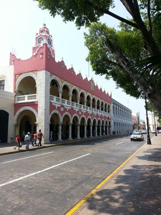 Ayuntamiento de la ciudad de Mérida