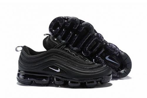 all black nike vapormax 97