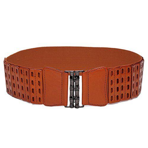 Ljingjingii Simple And Versatile Ladies Wide Belts Decorative Coat Waist Wider Belt Belts For Women Belt Wide Belt