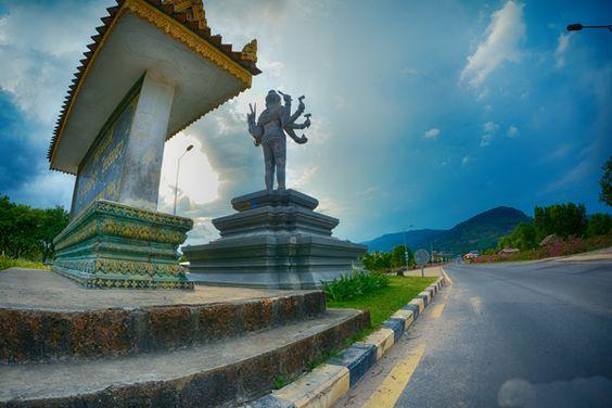Cao nguyên Bokor dưới góc nhìn từ đồng bằng