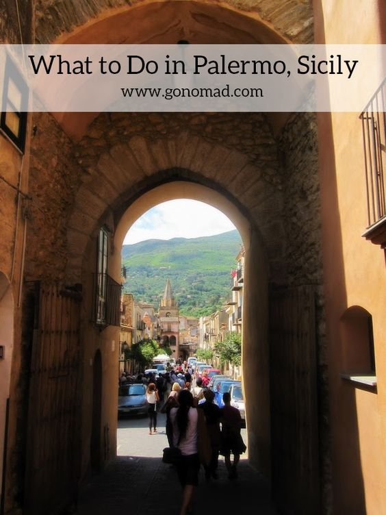 What to do in Palermo, Sicily