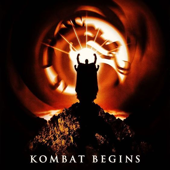 So this was 20 years ago... #mortalkombat