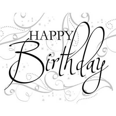 Light Box Insert  - Happy Birthday -- ChristianGiftsPlace.com Online Store $11.55