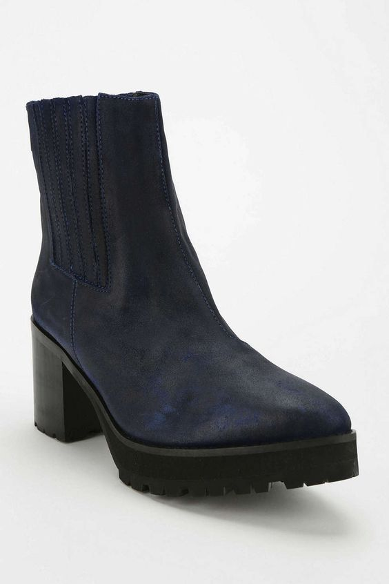 Jeffrey Campbell Ardmore Platform Ankle Boot - Urban Outfitters