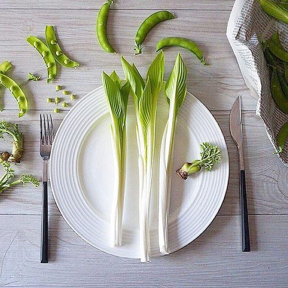 春の息吹~うるいの食べ方大公開!おうちが素敵な山菜レストランに♡