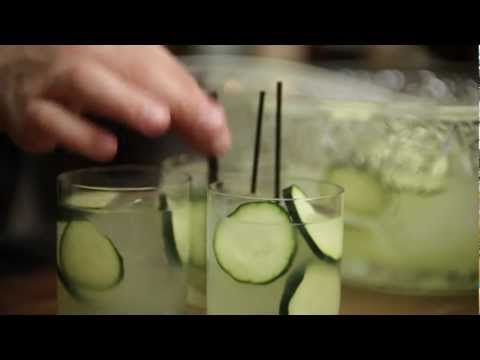 How to Make The Green Beast Cocktail  #Absinthe #Cocktail #Video #HowTo