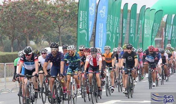 سباق مرسيدس للدراجات في أبو ظبي يشهد منافسة قوية شهد سباق مرسيدس المجتمعي للدراجات الهوائية الذي ينظمه مجلس أبو ظبي الرياضي برعاية Sports Bicycle