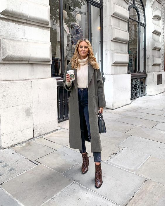 How to Style Winter Clothes: 39 Casual Cold Winter Outfit Ideas  #outfits #winteroutfits