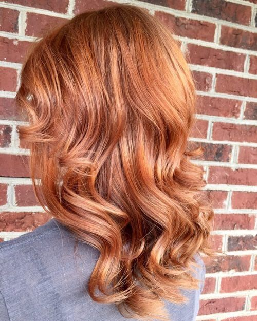 10 Best Copper Hair Color Shades For Every Skin Tone In 2020 With