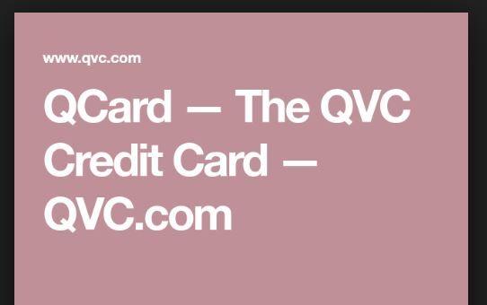 Qvc Credit Card Phone Number Credit Card Discover Credit Card Credit Card Application