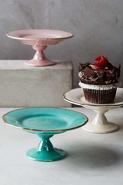 tea room cupcake stand #anthroregistry
