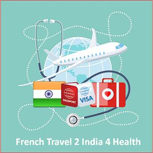 French Travel 2 Inde 4 Santé