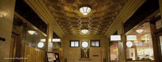Atlas Life Building Lobby Tulsa-completed in 1922