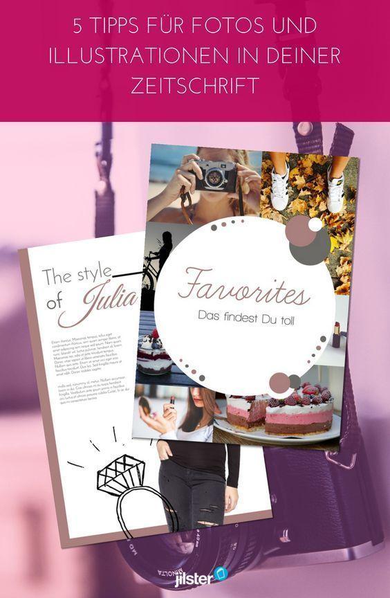 So Findest Du Die Richtigen Abbildungen Fur Deine Zeitschrift Jilster Blog Zeitschriften Tipps Abizeitung