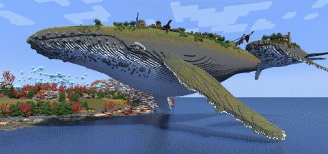 Minecraft Beautiful Garden cool minecraft things | cool things to build in your survival