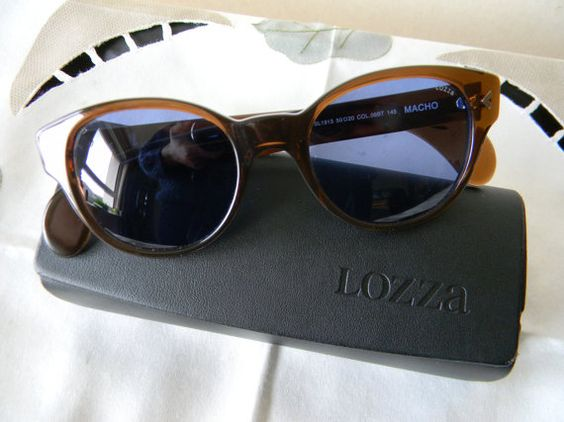 Vintage Lozza Macho Unisex Sunglasses EXC  Made by Tamtasvintage