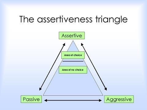 Assertiveness Triangle