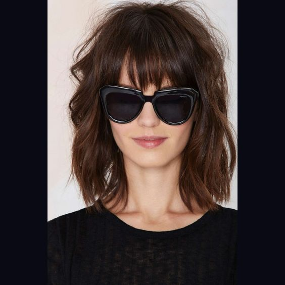 medium style haircuts curly hair cuts for hairs picture gallery 9465