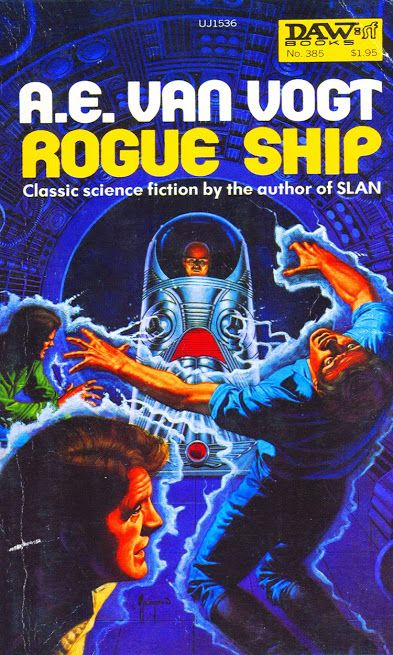 A.E. Van Volt - rogue ship
