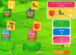 Rapidez visual con patitos en los juegos infantiles gratis para niños y niñas de VivaJuegos.com