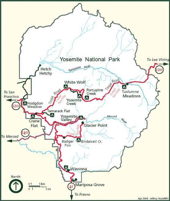 Best Yosemite Bears Ideas On Pinterest - Us road map with national parks