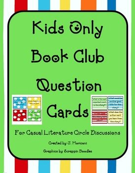 Imagine students gathered in circle having meaningful, casual discussions about their leveled books or novels (without roles like literature circle...