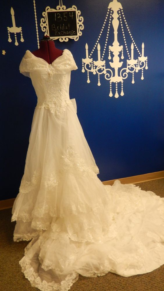 Dream Gown Becomes Angel Gowns 1354