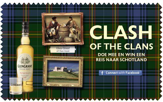 Glen Grant - clash of the clans