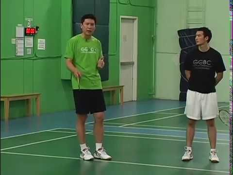 Badminton Doubles Drive Drill Featuring Kevin Han Badminton Doubles Badminton Badminton Sport