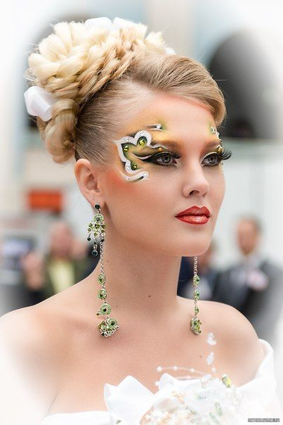 Pretty Fantasy Makeup ~ Face Art Ƹ̵̡Ӝ̵̨̄Ʒ
