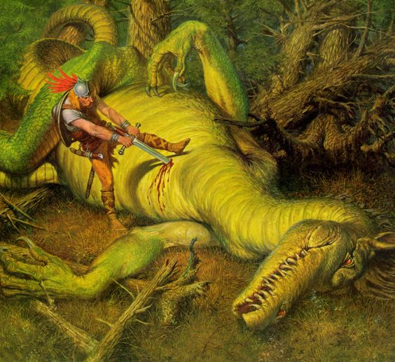 What universities offer courses in norse mythology?