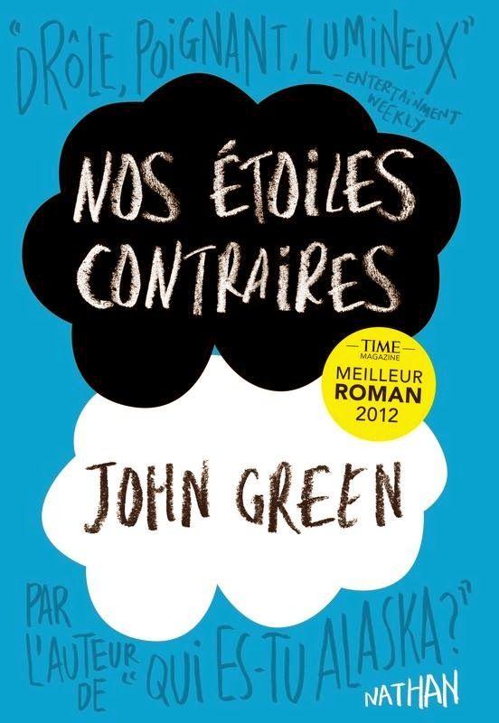 John Green, Nos Etoiles contraires