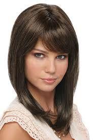 Image result for shoulder length hair plus size