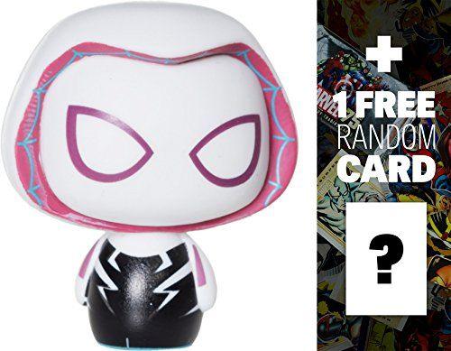 Funko Pint Size Heroes Marvel Spider-Man SPIDER-GWEN Vinyl Figure