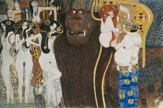 Pinturas de Gustav Klimt que debes conocer además de El Beso.