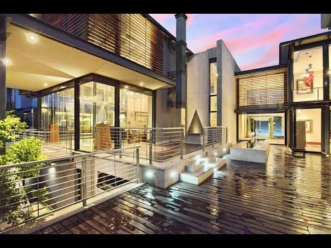 6 Bedroom House For Sale In Gauteng Midrand Waterfall Estate 024 Waterfall Equest Youtube Fancy Houses 6 Bedroom House Luxury Property