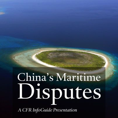 The East and South China Seas are the scene of escalating territorial disputes between China and its neighbors, including Japan, Vietnam, and the Philippines. The tensions, shaped by China's growing assertiveness, have fueled concerns over armed conflict and raised questions about Washington's security commitments in its strategic rebalance toward the Asia-Pacific region.