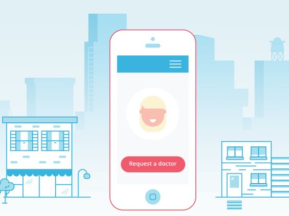 This Awesome Mobile App Brings The Doctor To You   wellness healme