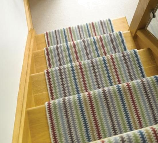 New Stripe Panache Kidderminster Carpet Stairs Color Of The Year