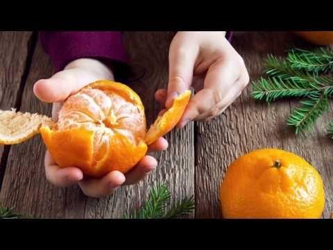 Te de cascara de mandarina para adelgazar